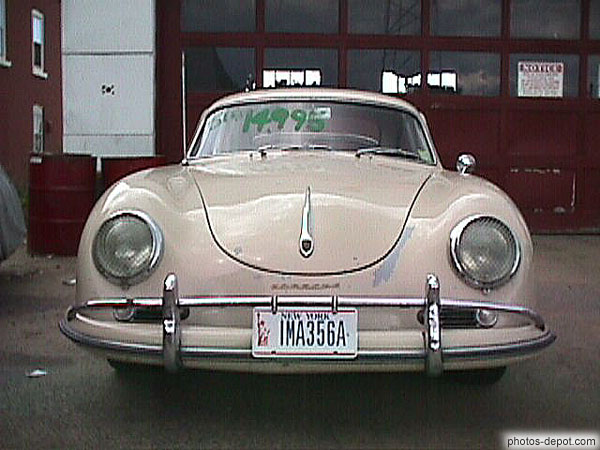porsche 356 a vendre. Black Bedroom Furniture Sets. Home Design Ideas