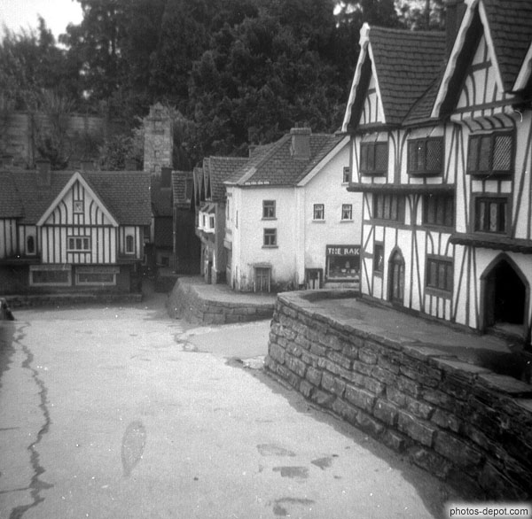 photo de maisons Bekonscot model village