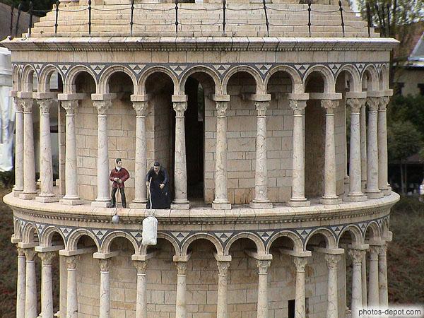 Italie tour de pise d tail - Tour de pise interieur ...